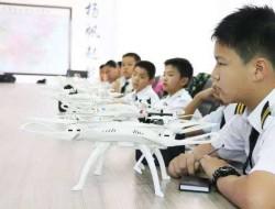 无人机培训机型选择与特点