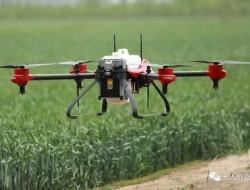 无人机在农业植保行业应用的优势与特点