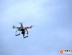 中国消费类无人机出口逐年增