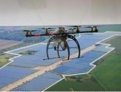 无人机大范围巡检光伏组件及外线作业的技术点