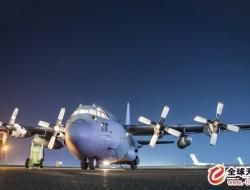美国空军完成所有C-130运输机检查