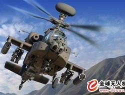 美国陆军增购9架AH-64E武装直升机