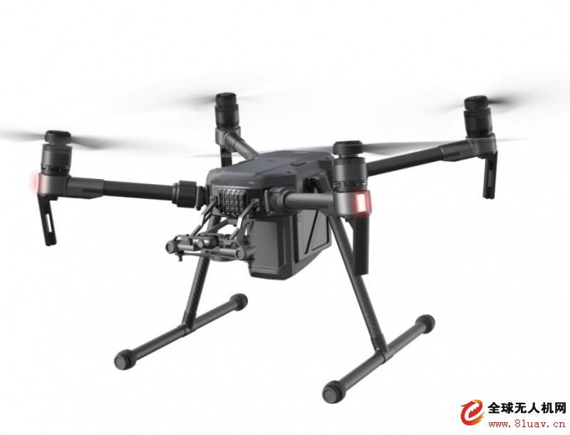 禾启智能发布首款无人机燃气巡检系统