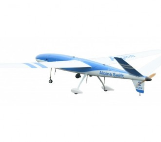 氢动力长航时固定翼无人机