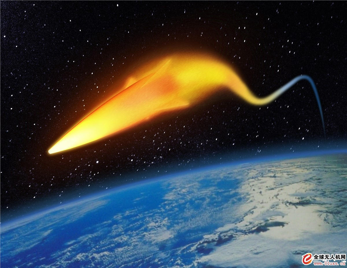 洛马公司为美国陆军研发远程高超声速武器