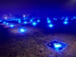 无人机汇演加入主题乐园 每晚 300 无人机闪亮夜空
