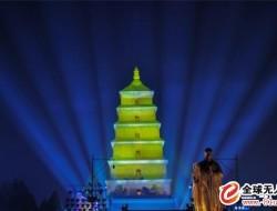 无人机灯光秀、建筑灯光秀、节日灯光秀,灯光秀越来越流行你怎么看?