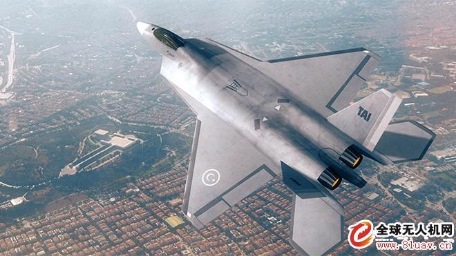 土耳其开始TF-X战斗机风洞试验