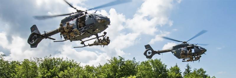 欧盟持续推进多国直升机培训中心建设