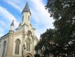 教堂无人机飞丢 喻群众协助寻回失机