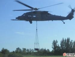 西科斯基公司即将签订第一份HH-60W战斗救援直升机初始生产合同