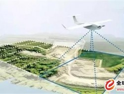 印度计划动用300架无人机绘制精确地图