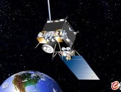 美国国家海洋和大气管理局向美国空军移交一颗气象卫星