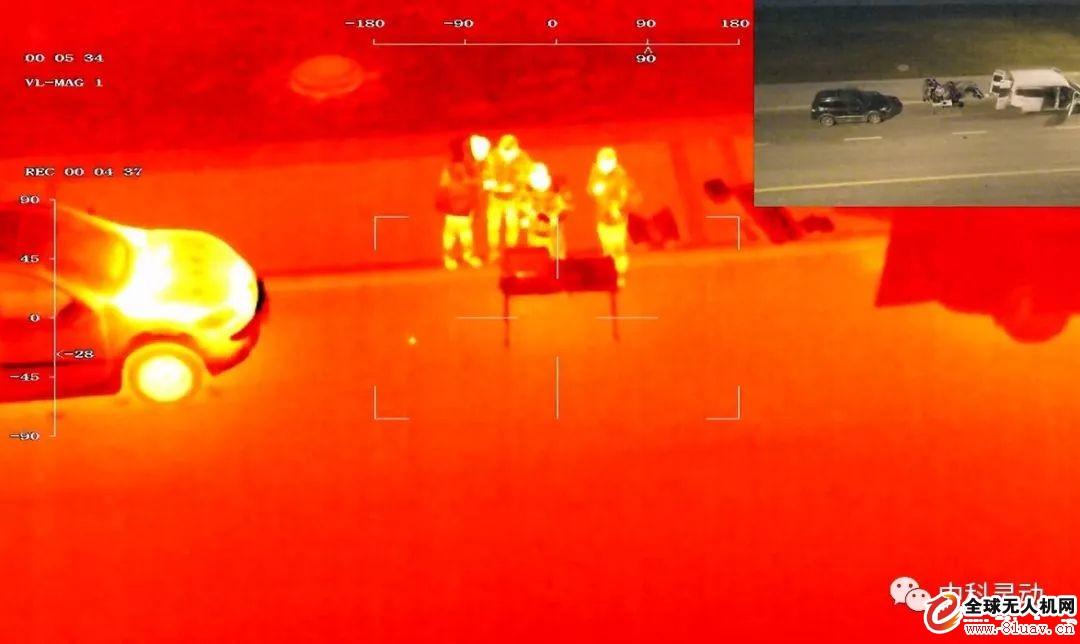 警用无人机?看灵动鹰和盾山智控车如何展现警用的魅力!