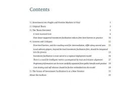 CSIS報告:重新審視投資便利化