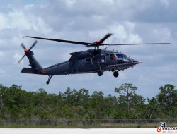 西科斯基公司測試HH-60W戰斗救援直升機新型戰術任務套件