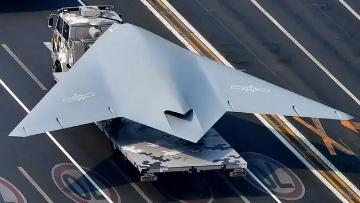攻-11隐身无人机列装,中国飞翼时代已经来临?