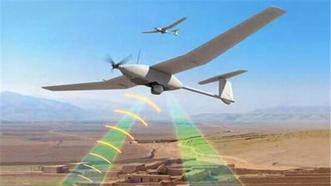 无人机空中充电