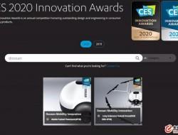 斗山無人機燃料電池被2020 CES同時授予兩項大獎