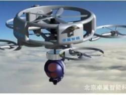 系留無人機300米高空常態化飛行