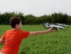 世界首款撲翼智能避障無人機揭秘