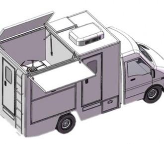 TYD-BZ無人機運輸/作業保障車