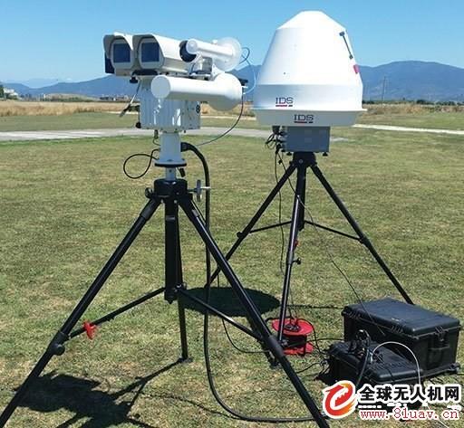 """军用级反无人机雷达检测系统 NO-DRONE""""发布"""