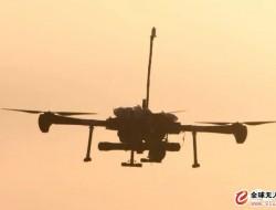 中国科技公司测试用于近距离打击的城市无人攻击