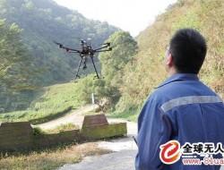 无人机输电线路巡检的多个选择