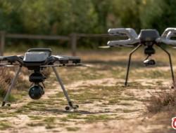 Acecore选择Robotic Skies进行UAS维护和维修