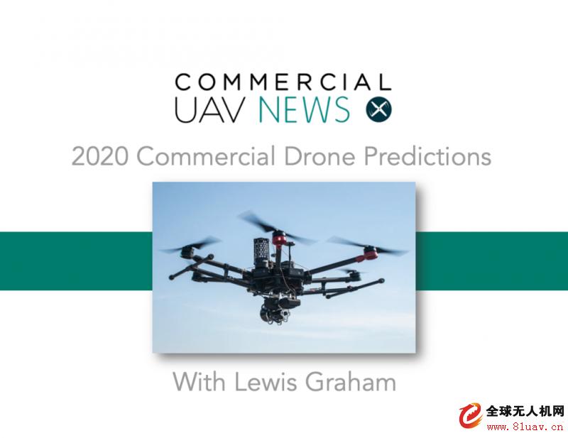 2020年无人机工业测绘的未来