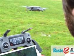 无人机飞行应用程序SkippyScout意味着农民可以不走田间地头就检查庄稼