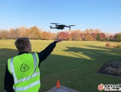 航拍美国无人机学校