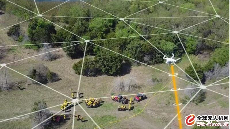 Dronesense曝光的数据显示警用无人机飞行状态