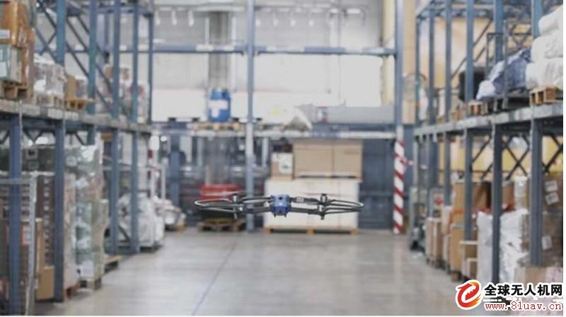 FlytWare自主UAV库存扫描解决计划在部署