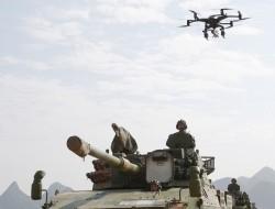 国产小型无人机武装到了牙齿,蜂群攻击铺天盖地