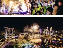无人机表演将在新加坡滨海湾举行