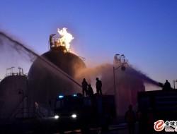 叙利亚称三处石油和天然气设施可能遭到无人机袭