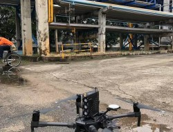 灵嗅+无人机=气体检测无人机,助力油气管道巡检