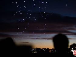 ``令人毛骨悚然:无法解释的无人驾驶飞机群在科罗拉多州的夜晚成群结队飞行
