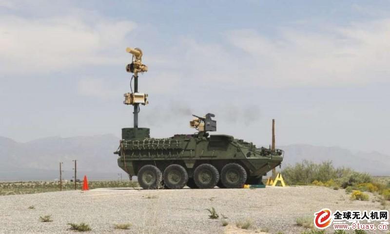 Pierce + Northrop + Liteye与美国陆军进行反无人机实弹演示