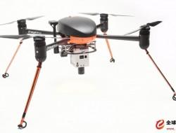 Draganfly用于环境监测的新载荷