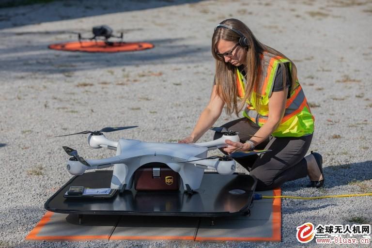 UPS和Henry Schein簽署協議探索無人機送貨上門服務