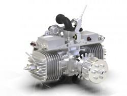 Sky Power推出新型重油(HF)发动机