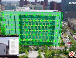 无人机玻璃幕墙智能巡检系统的市场应用