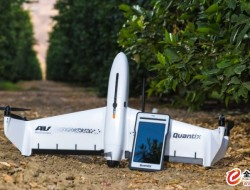 AeroVironment和Draganfly团队分销Quantix Mapper