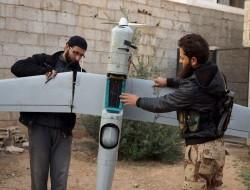 俄罗斯的猎户座无人机曾在叙利亚作战