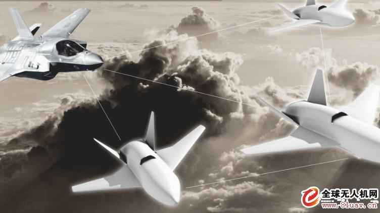 英国成立了无人机集群开发部门