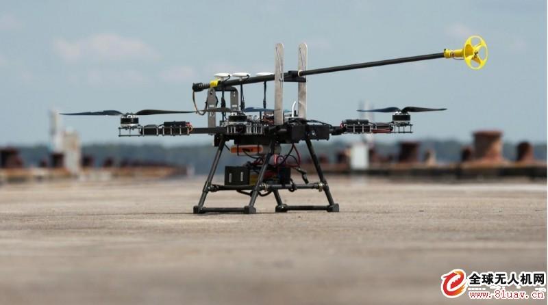 干膜厚度(DFT)測量無人機
