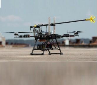 超聲波測試(UT)無人機